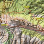 Mapa PR-CV-7 Serra de Bèrnia